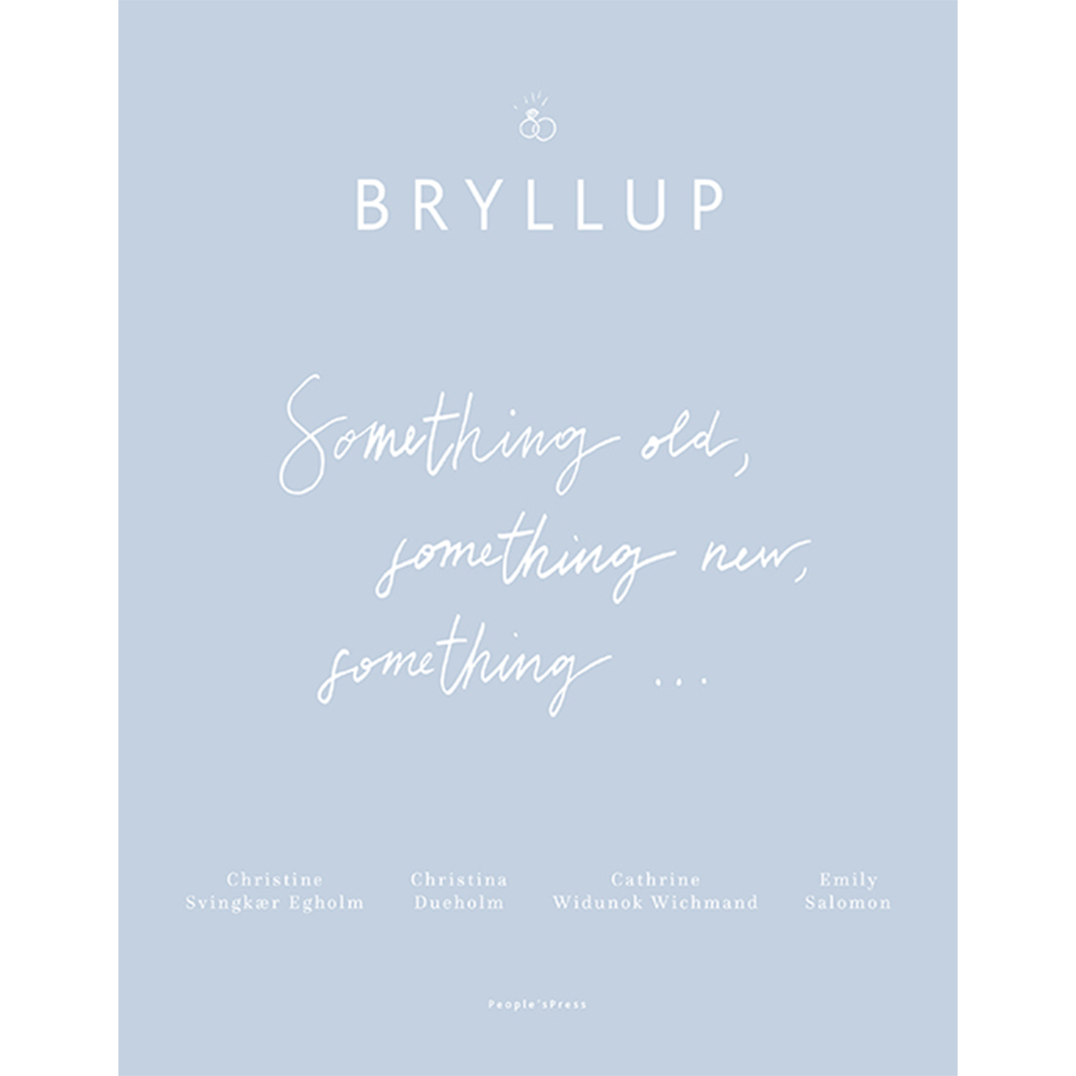 Image of   Bryllup - Something old, something new, something.. - Hæftet
