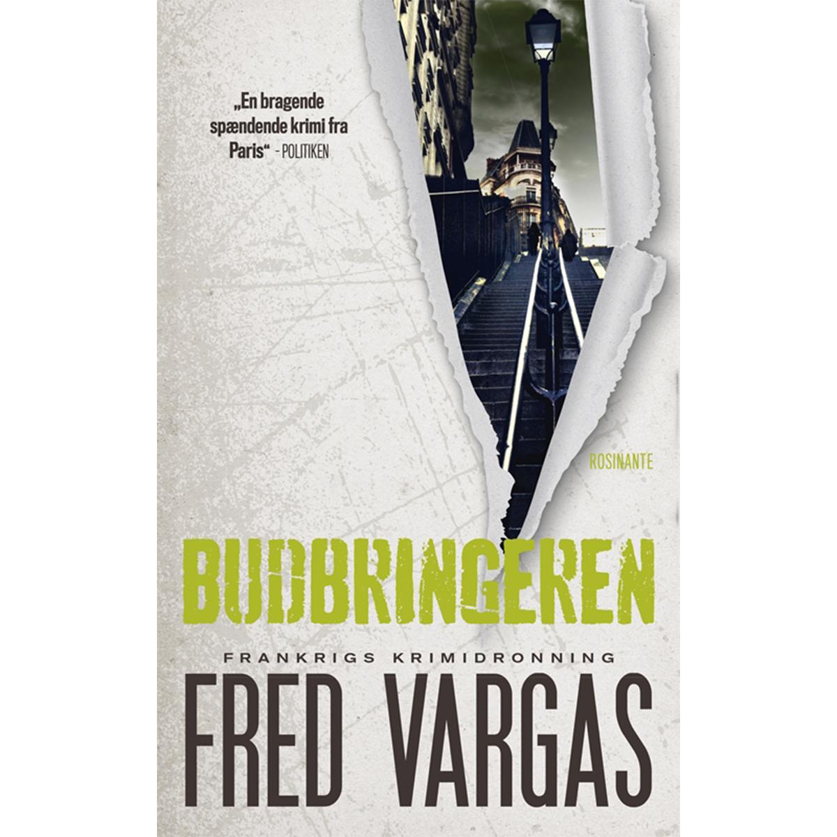 Image of   Budbringeren - Paperback