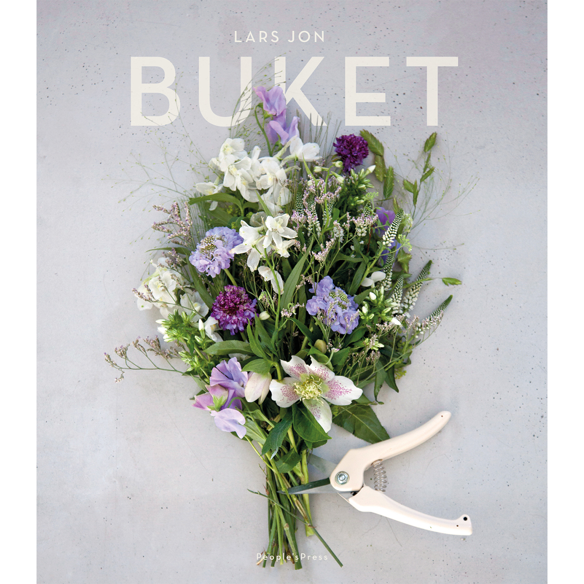 Image of   Buket - Hæftet