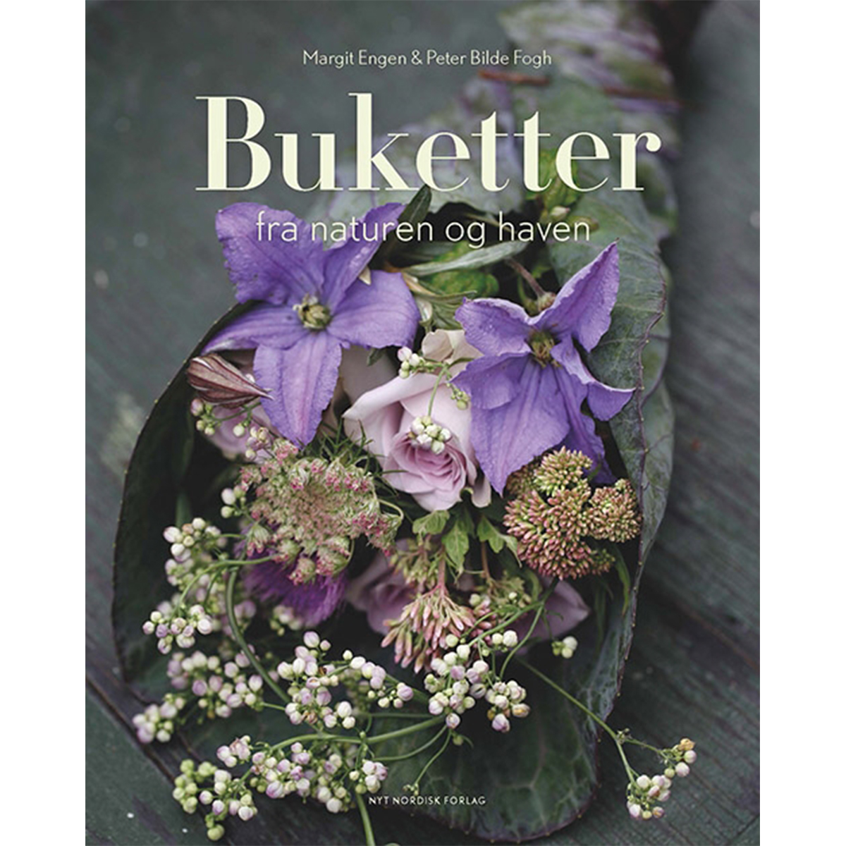 Billede af Buketter fra naturen og haven - Indbundet