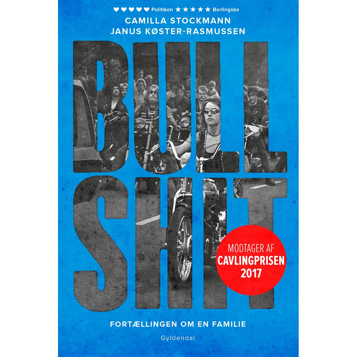 Image of   Bullshit - Fortællingen om en familie - Hæftet