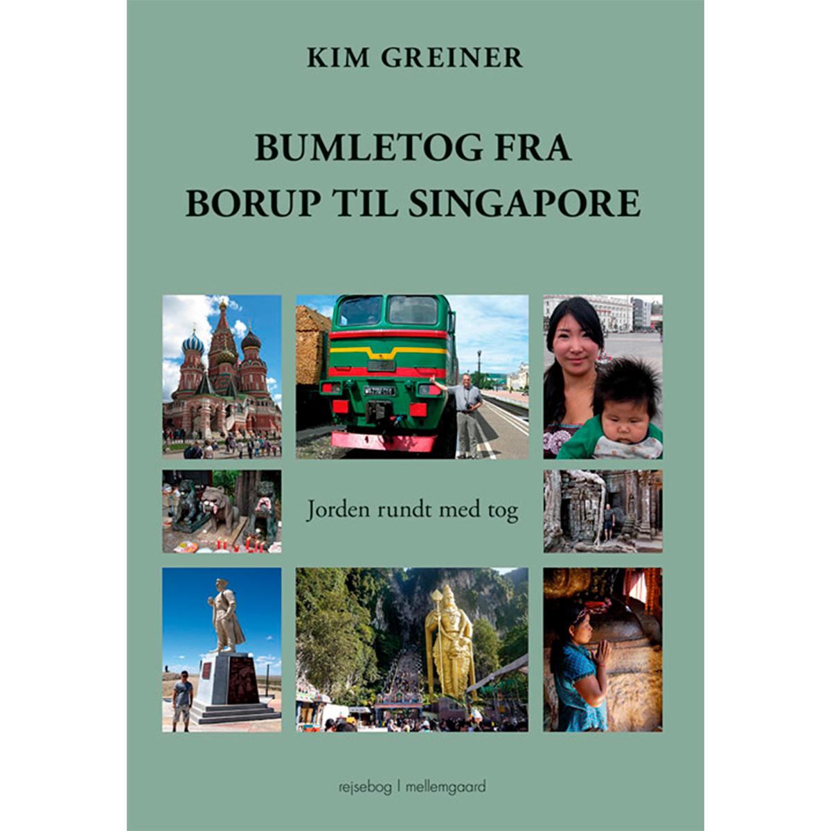 Image of   Bumletog fra Borup til Singapore - Hæftet