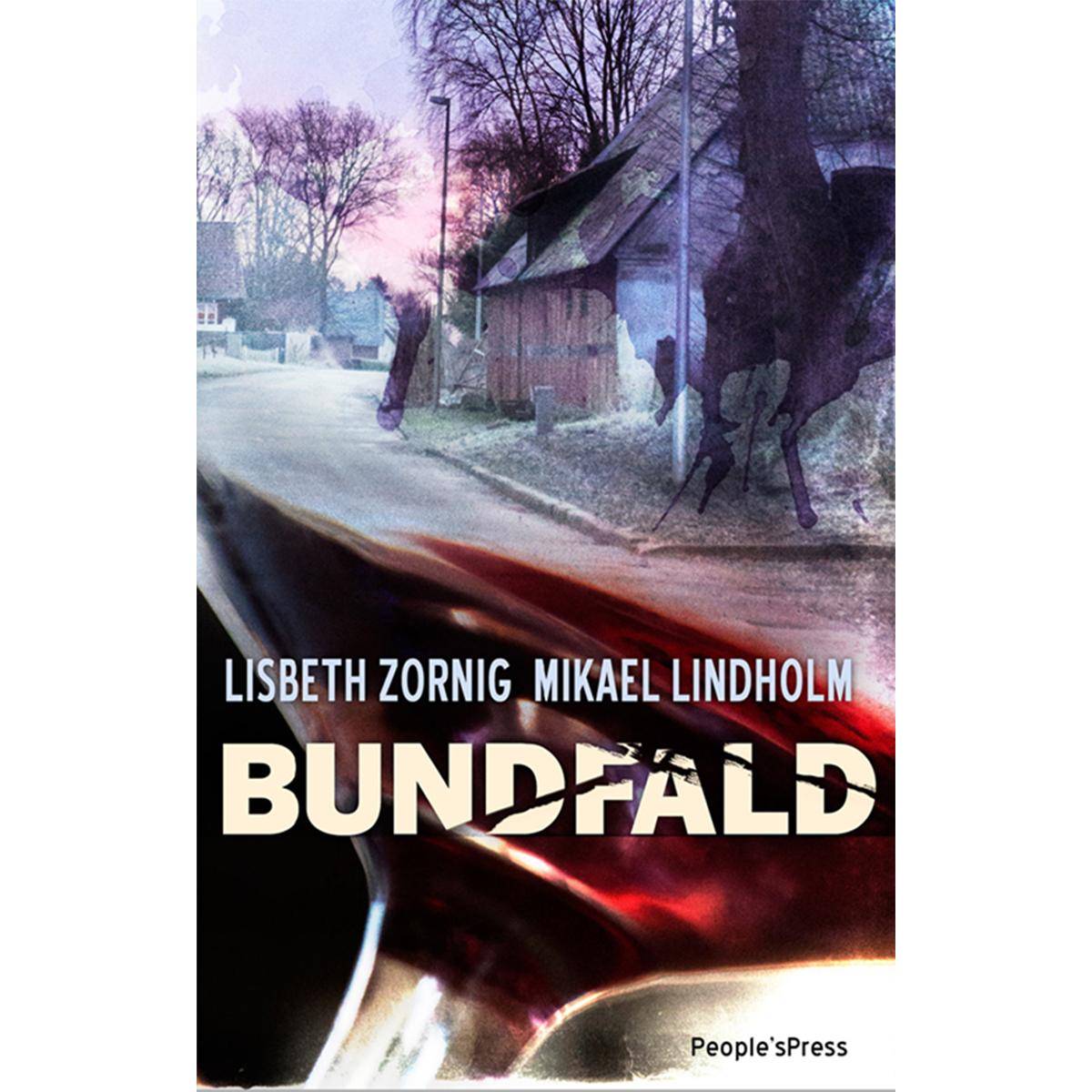 Image of   Bundfald - Malene Jørgensen & Mathias Zobel 1 - Indbundet