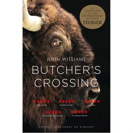 Image of   Butchers Crossing - Paperback