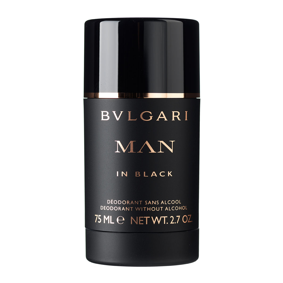 Image of   Bvlgari Man in Black deostick - 75 ml