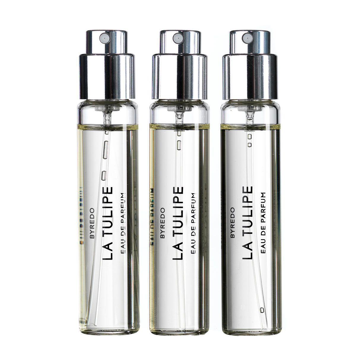 Image of   Byredo La Tulipe EdP - 3 x 12 ml