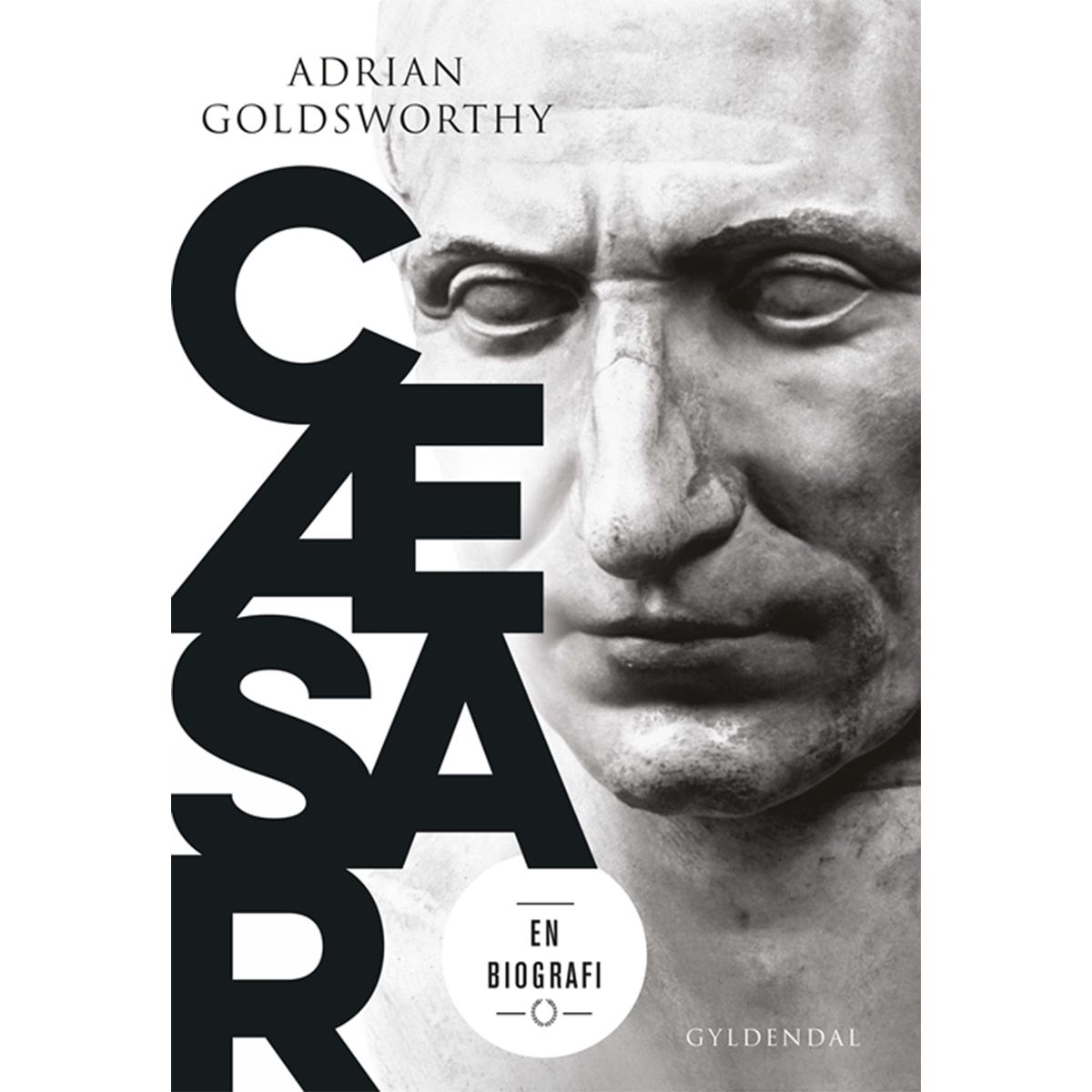 Cæsar - en biografi - Indbundet