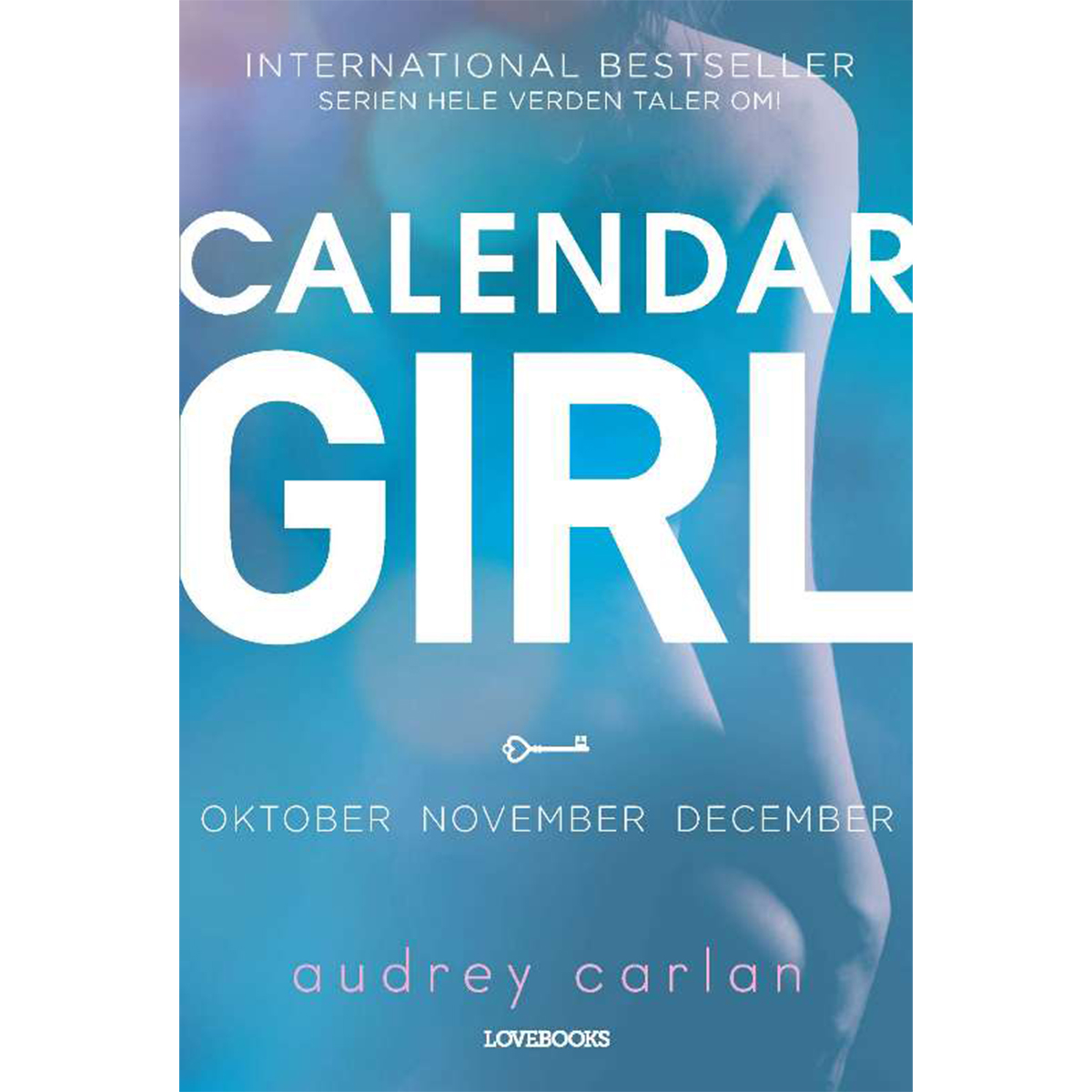 Image of   Calendar girl - oktober-november-december - Hæftet