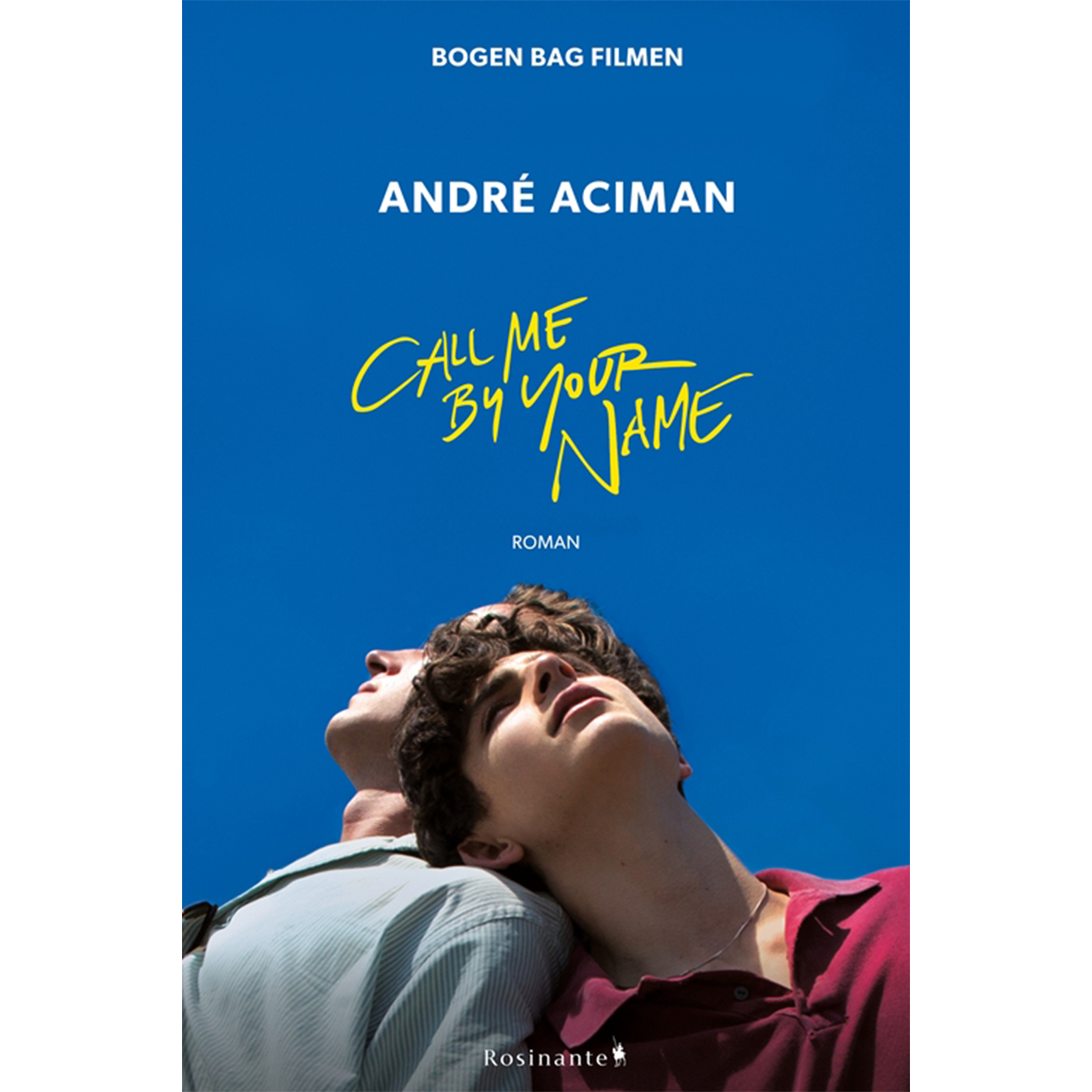 Image of   Call me by your name - Hæftet