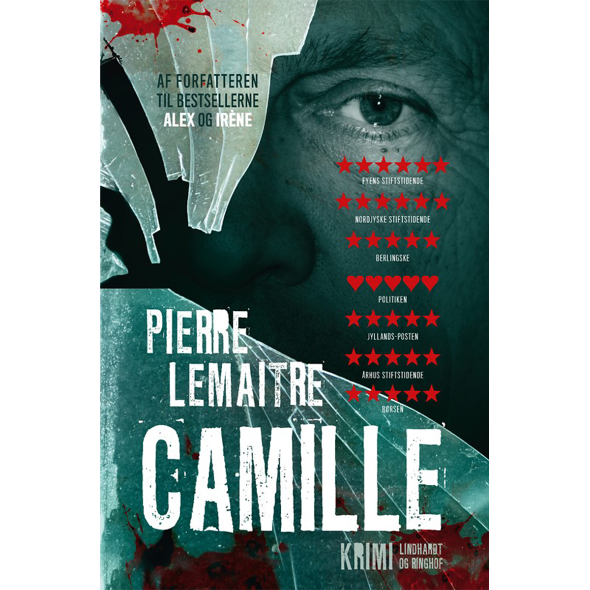 Image of   Camille - Camille Verhoeven 3 - Paperback