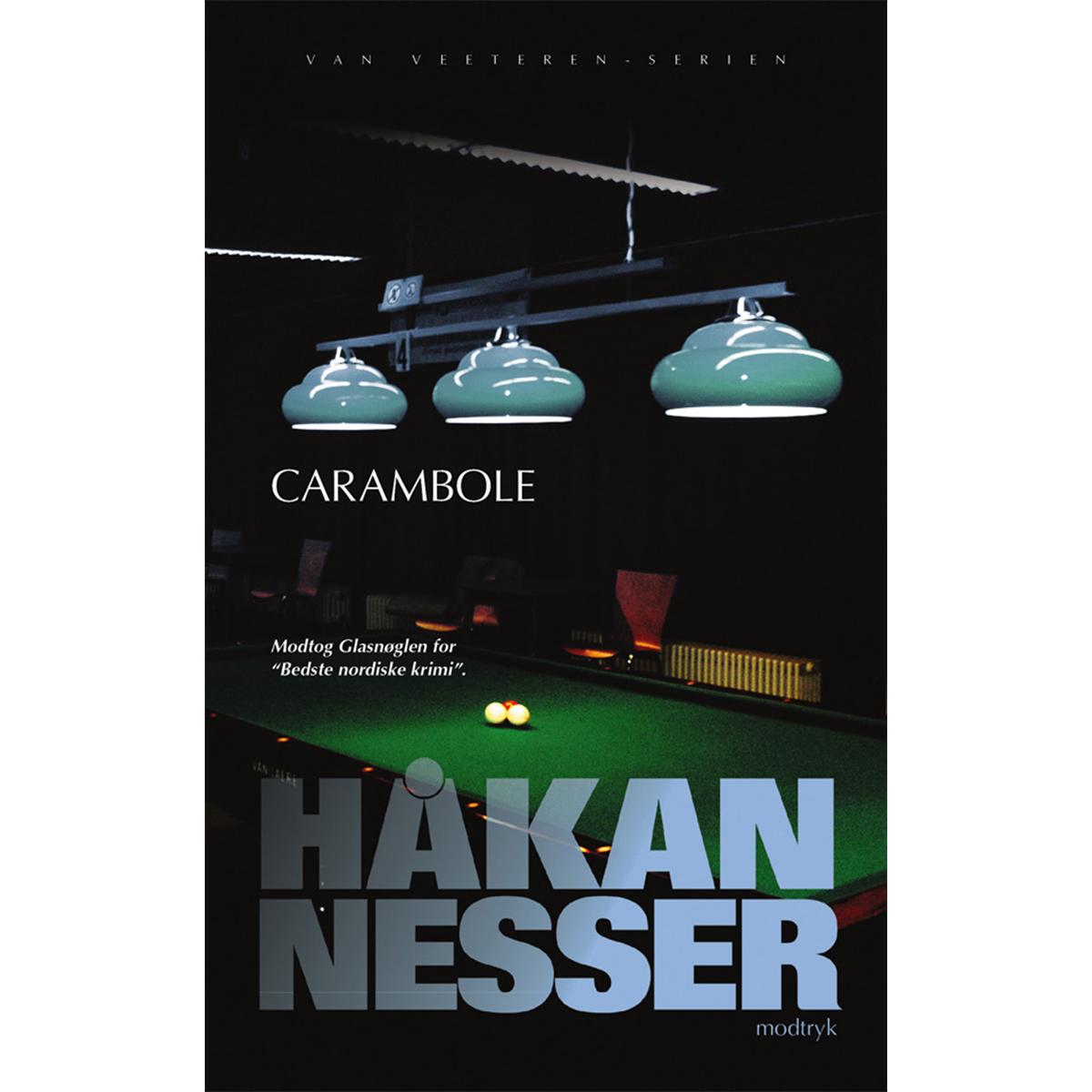 Image of   Carambole - Van Veeteren 7 - Paperback