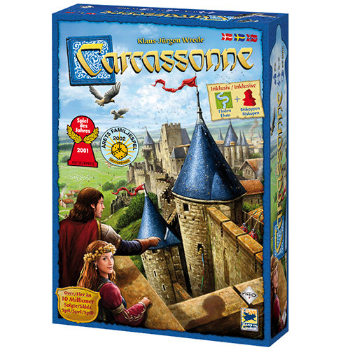 Image of   Carcassonne