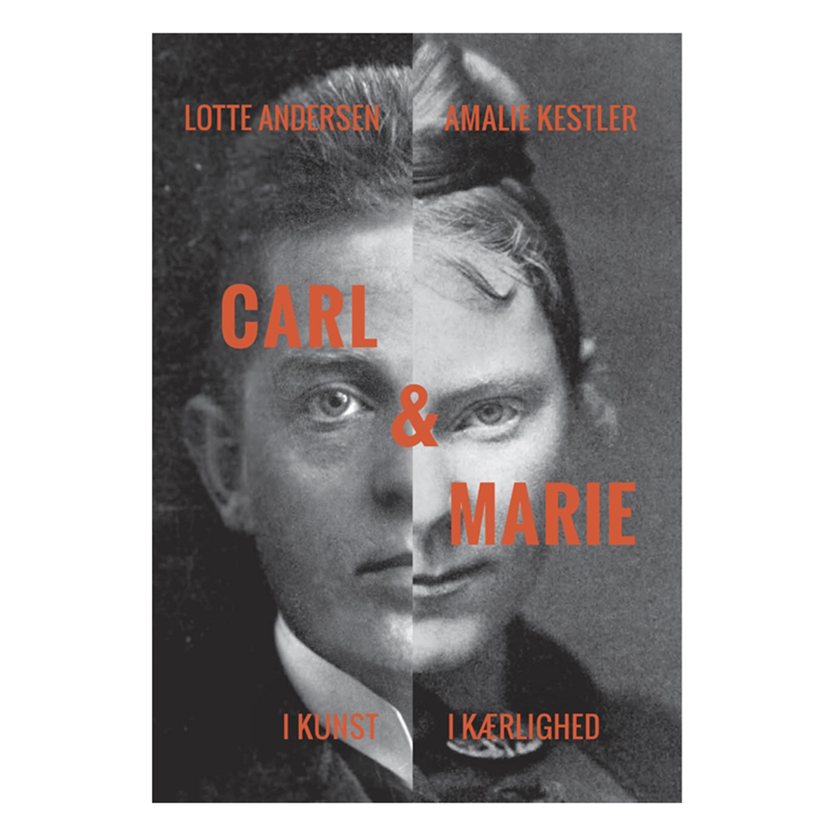 Billede af Carl & Marie - I kunst og kærlighed - Hæftet