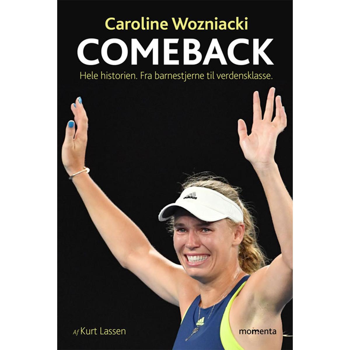 Billede af Caroline Wozniacki - Comeback - Hæftet