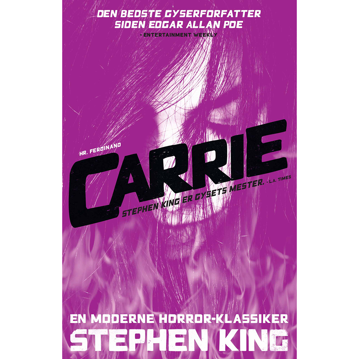 Image of   Carrie - Paperback