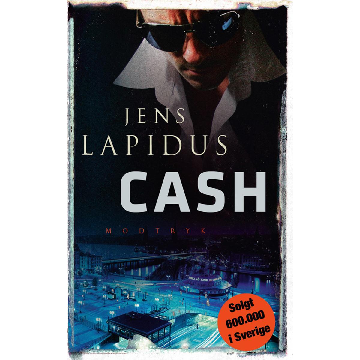 Image of   Cash - Stockholm Noir 1 - Paperback
