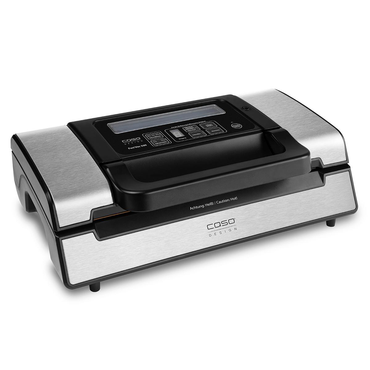 Image of   Caso vakuumpakker - FastVac 500