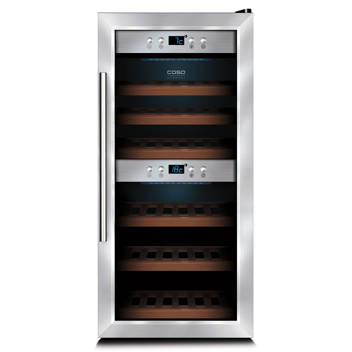 Caso vinkøleskab - WineMaster 24