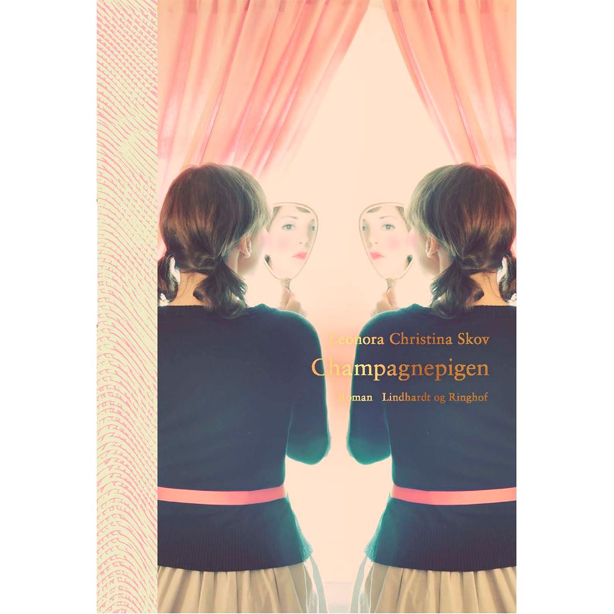 Image of   Champagnepigen - Indbundet