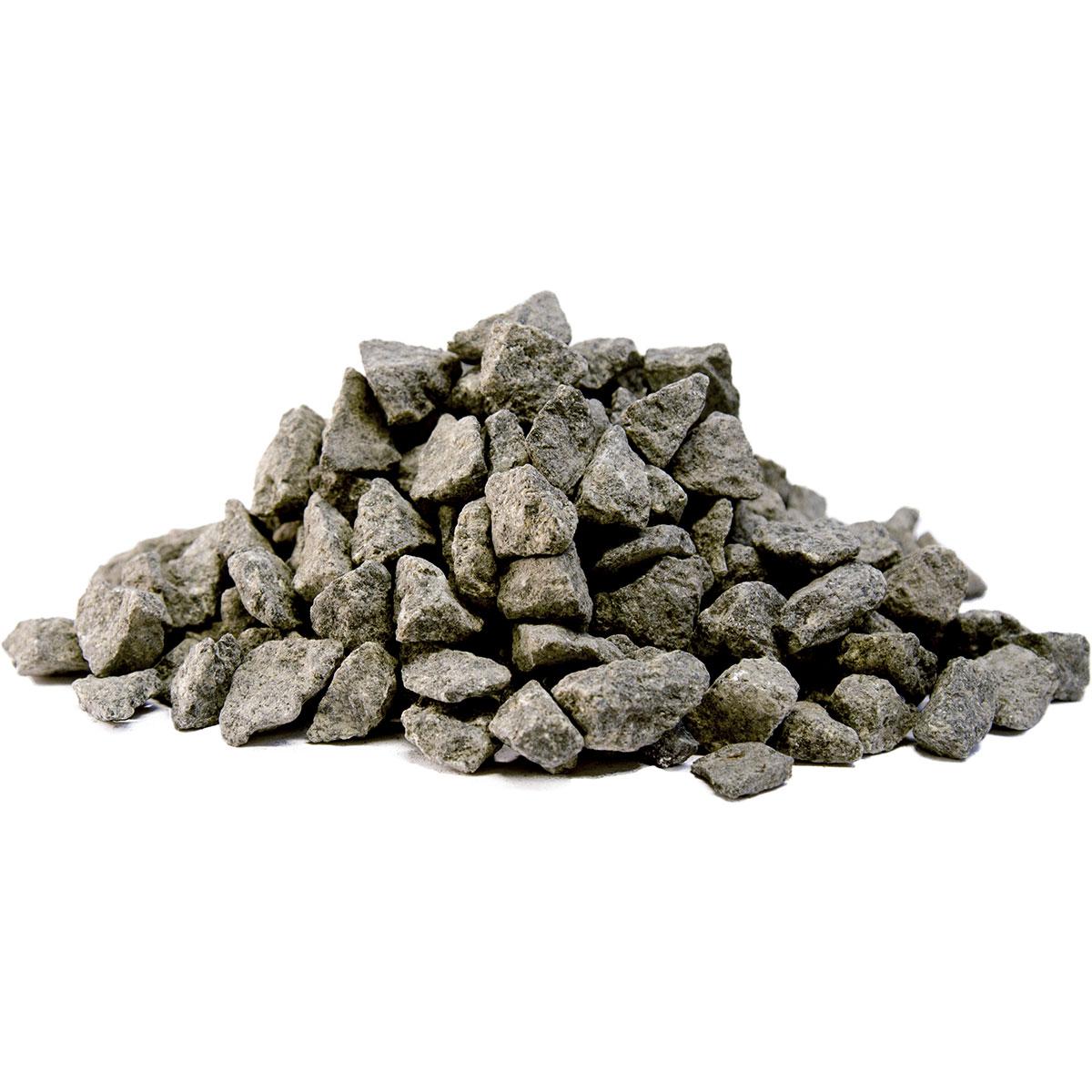 Image of   Champost granitskærver - Norsk Norit sort - 1000 kg