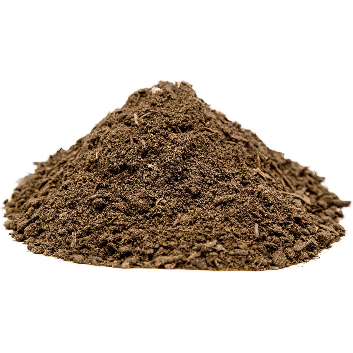 Champost jord - Plænedress - 900 liter