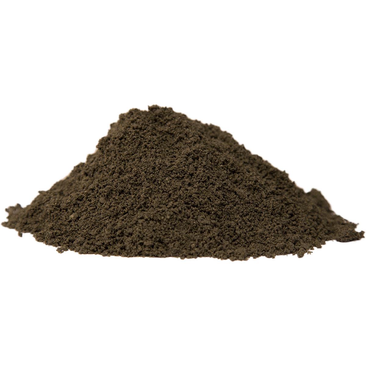 Champost stenmel - Sort - 1000 kg