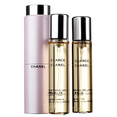 Image of   Chanel Chance twist set EdT - 3 x 20 ml