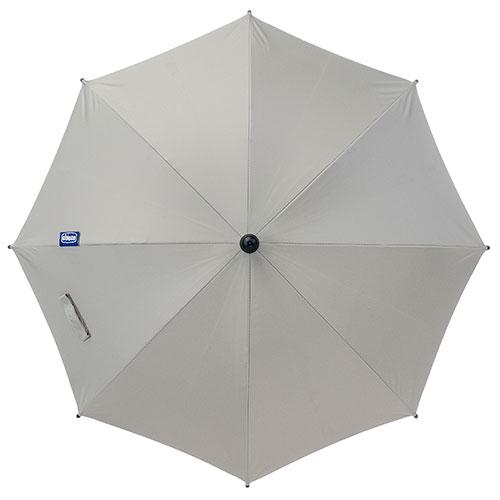 Chicco parasol til klapvogn - Grå