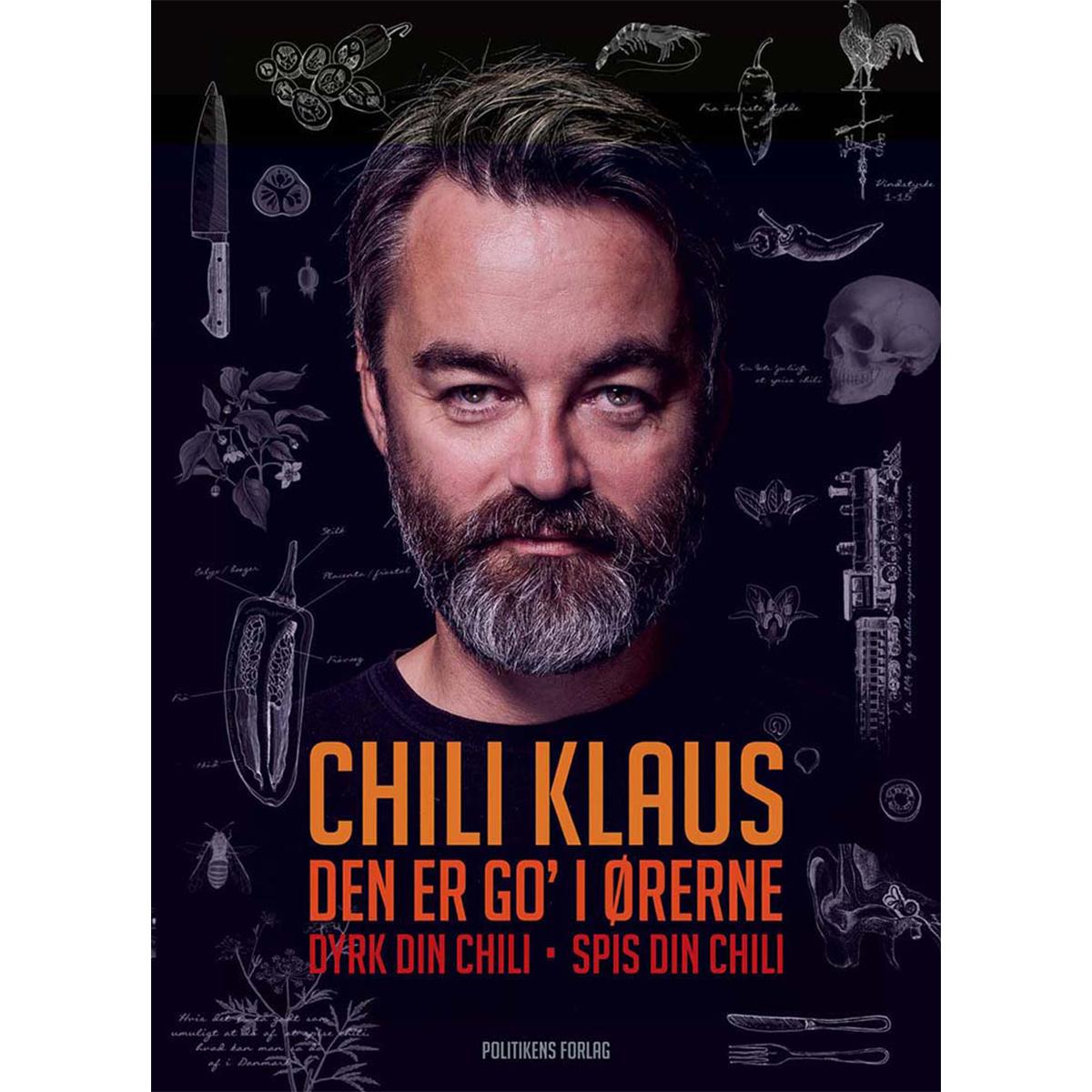Image of   Chili Klaus - den er go´ i ørerne - Paperback