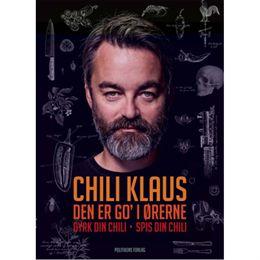 Chili Klaus - den er go´ i ørerne - Paperback
