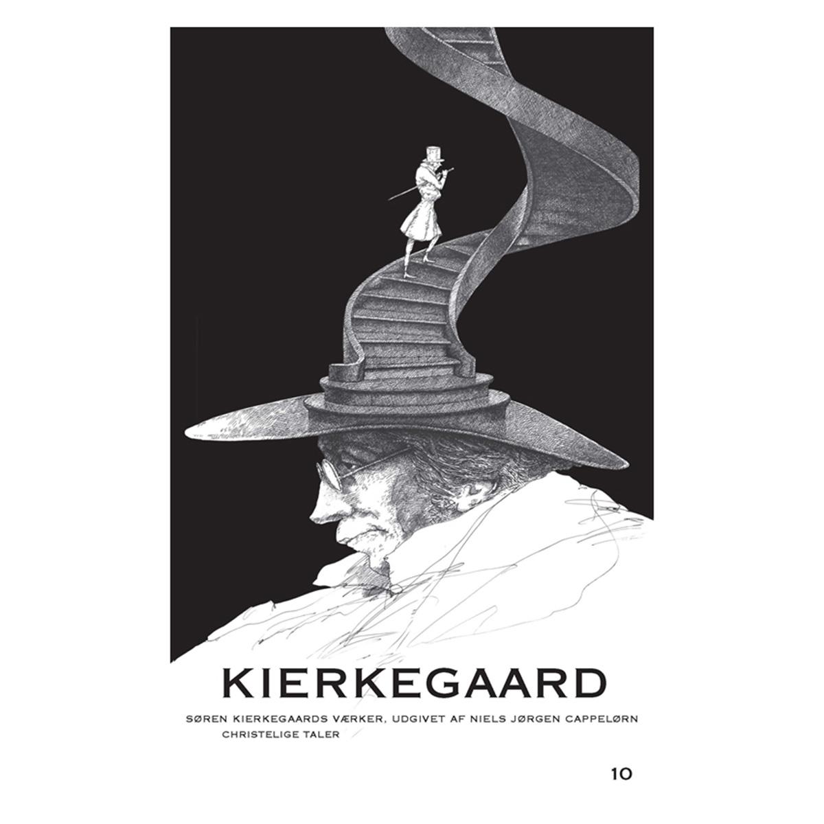 Image of   Christelige Taler - Søren Kierkegaards værker 10 - Paperback