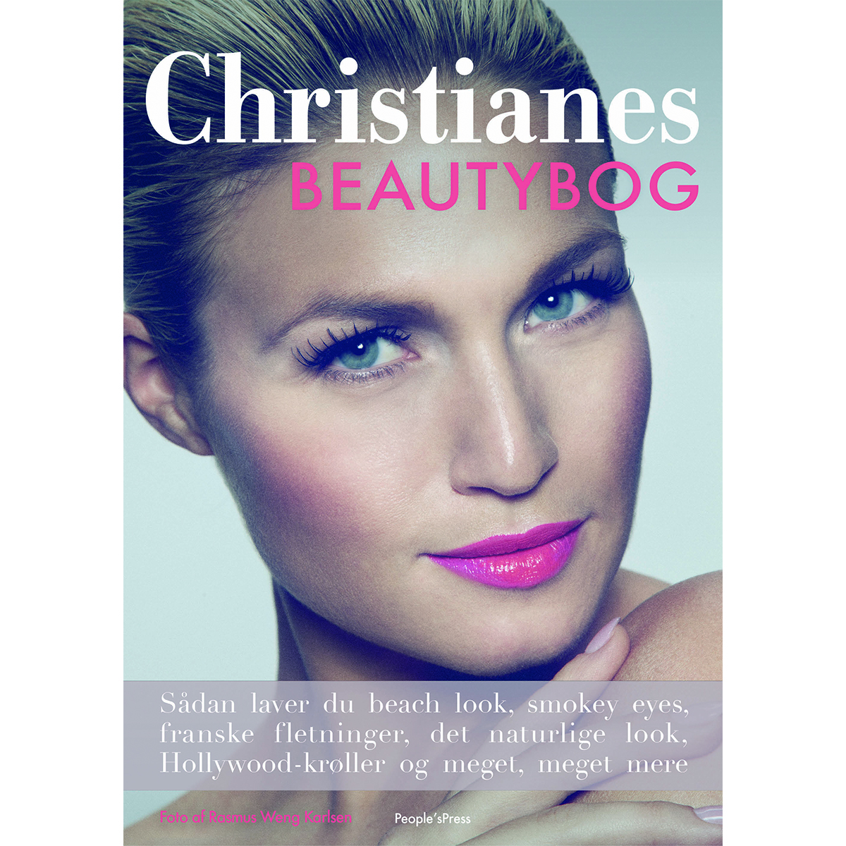 Image of   Christianes beautybog - Hæftet