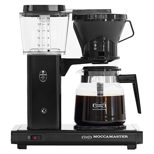 Billede af Cirkelpigen Moccamaster kaffemaskine - HB931 - Sort