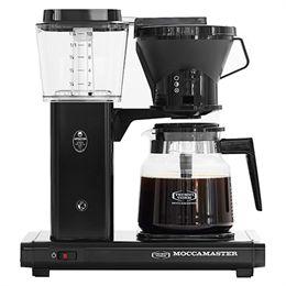 Image of   Cirkelpigen Moccamaster kaffemaskine - HB931 - Sort