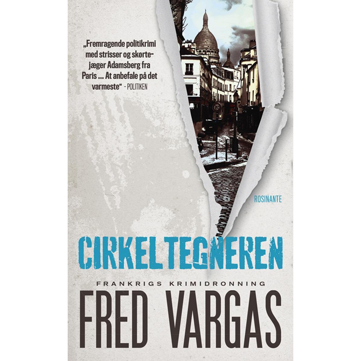 Image of   Cirkeltegneren - Paperback