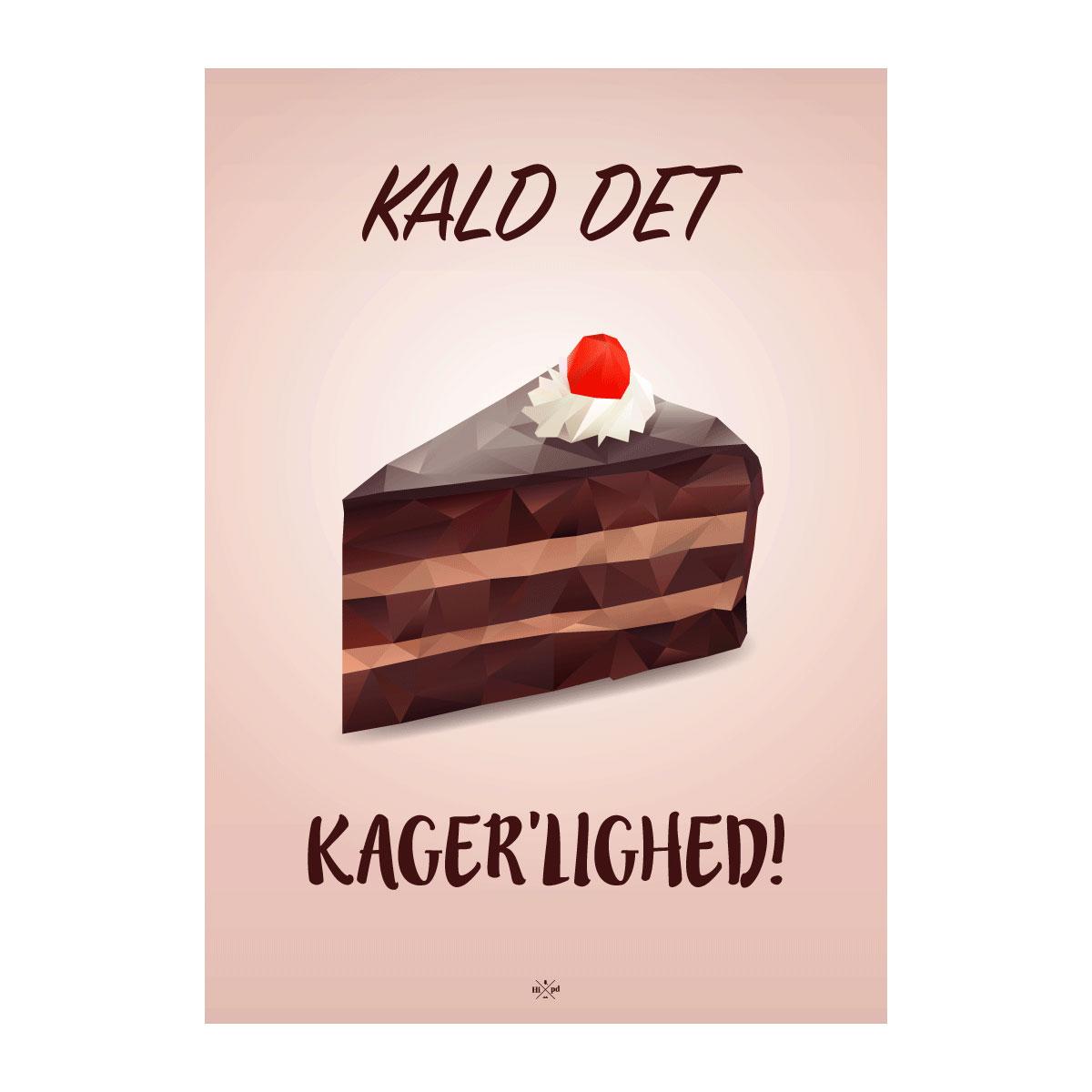 Image of   Citatplakat.dk - Kagerlighed