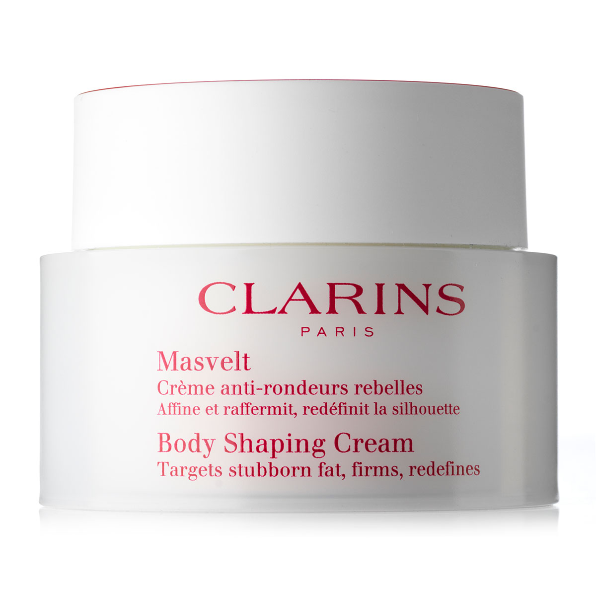 Clarins Body Shaping Cream - 200 ml Opstrammende creme til alle hudtyper