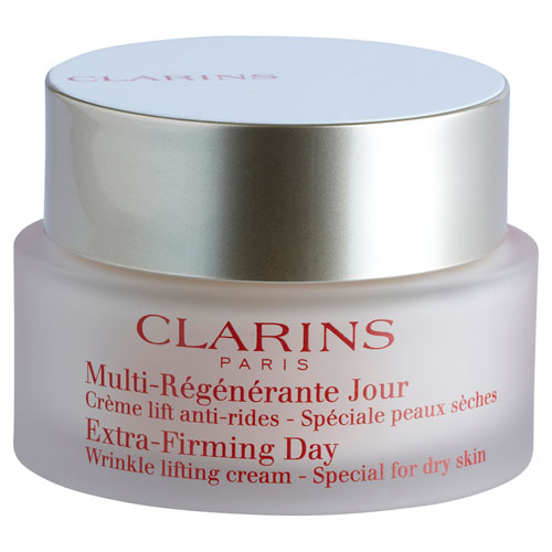 Image of   Clarins Extra firming day cream dry skin - Wrinkle lifting cream 50 ml