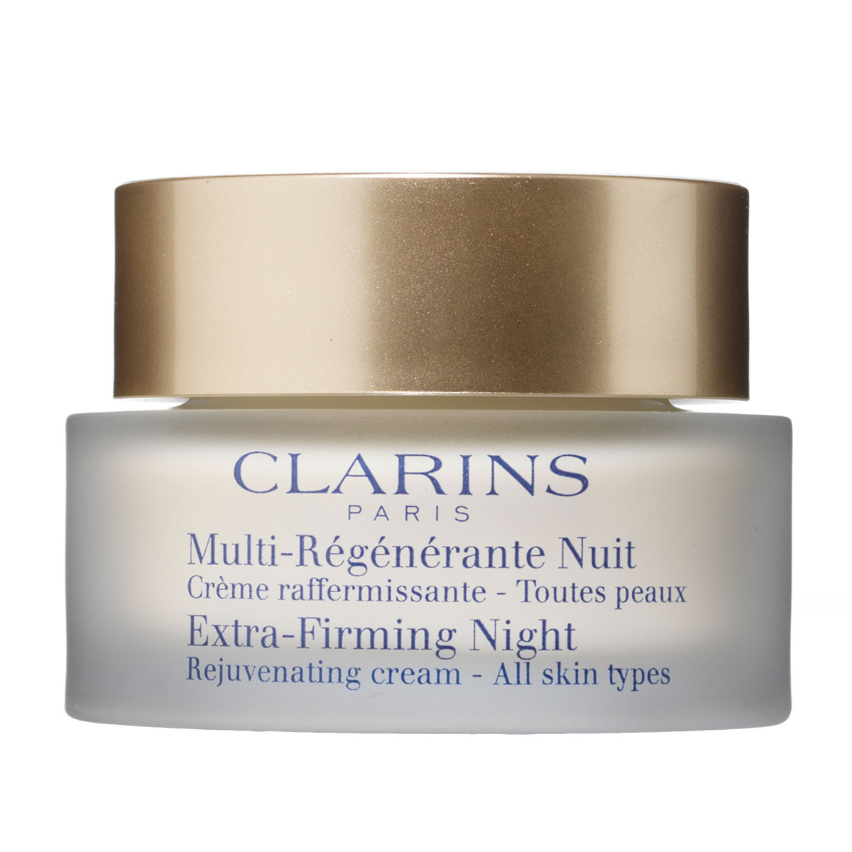 Clarins Extra Firming Night Cream - 50 ml Til alle hudtyper