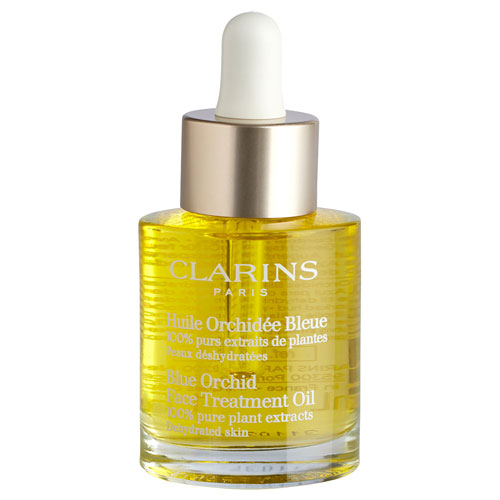 Clarins Face treatment oil Blue Orchid 30 ml Til dehydreret hud