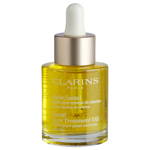 Clarins Face treatment oil SANTAL 30 ml Til tør hud