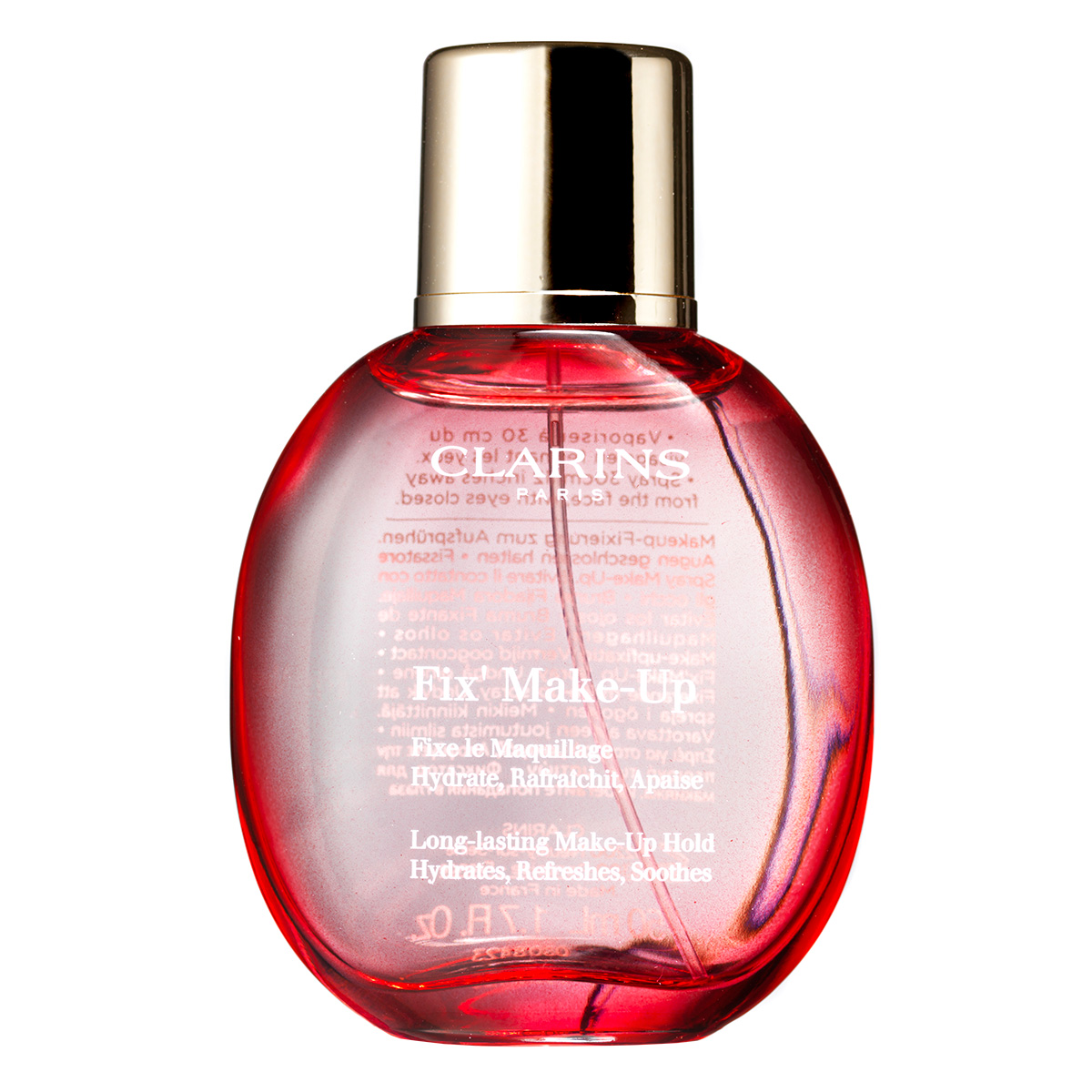 Image of   Clarins Fix Makeup Refreshing Mist Long-Lasting Hold - 150 ml
