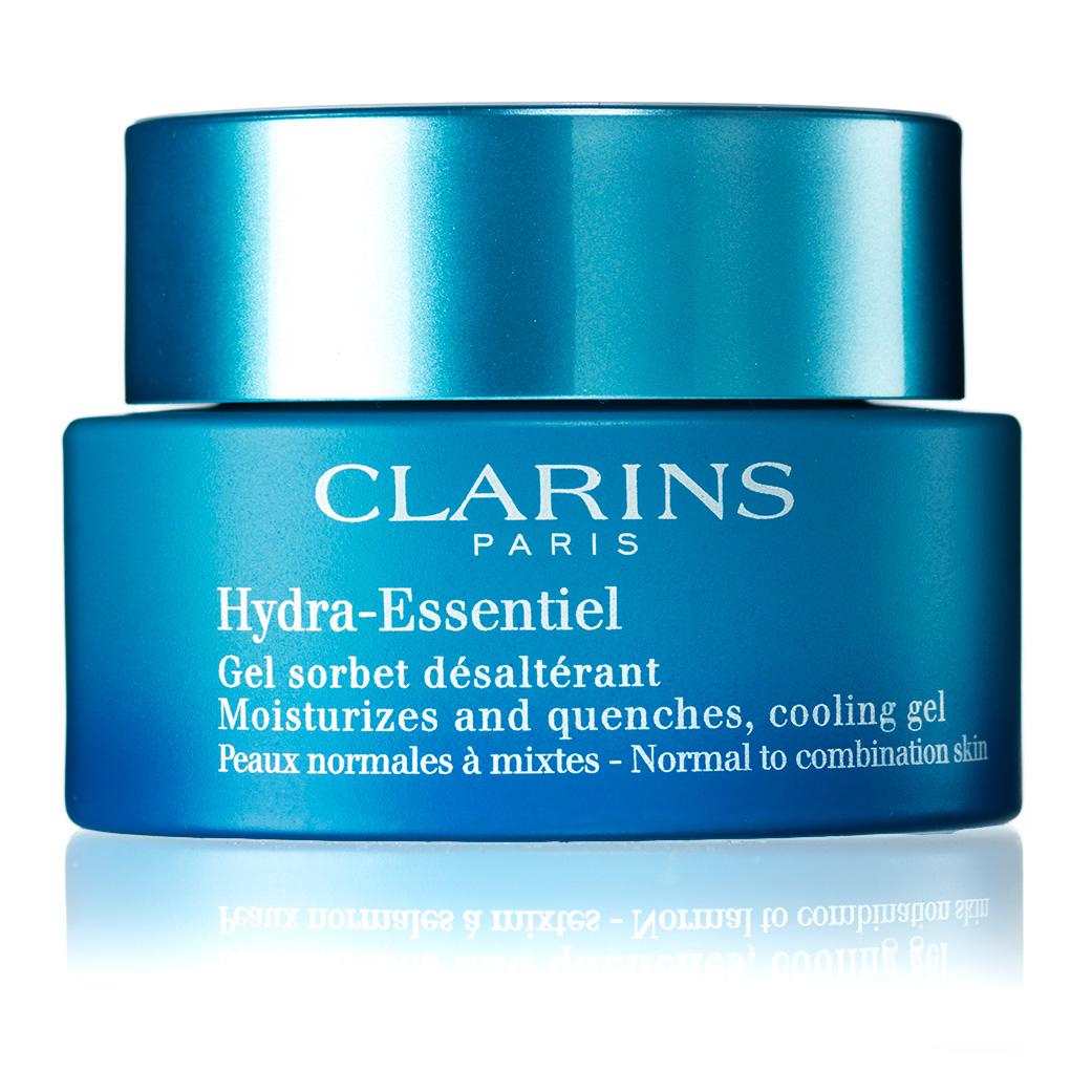 Image of   Clarins Hydra-Essentiel Cooling Gel Skin - 50 ml