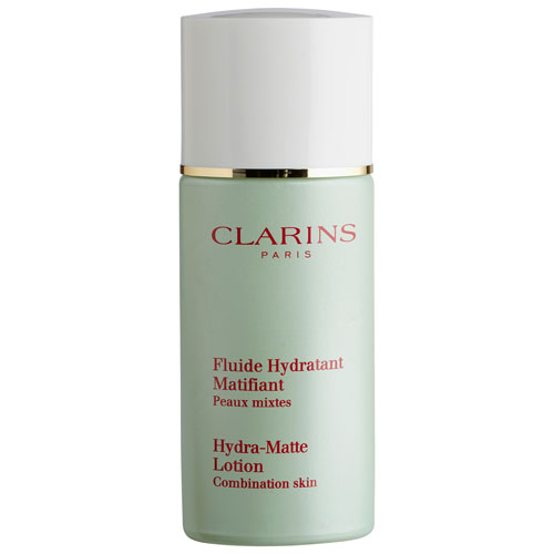 Image of   Clarins Hydra-matte lotion 50 ml