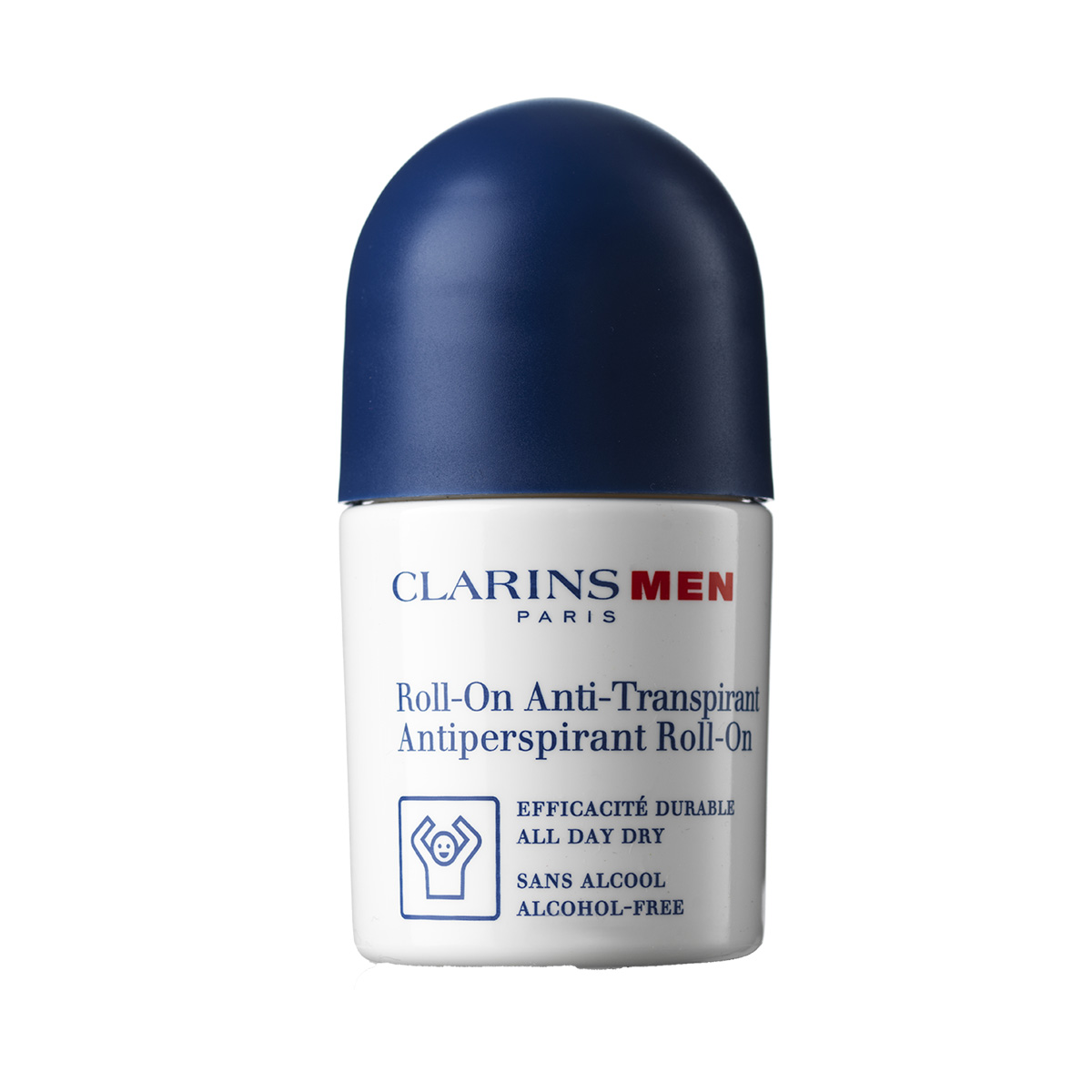 Clarins Men Antiperspirant Roll-On - 50 ml