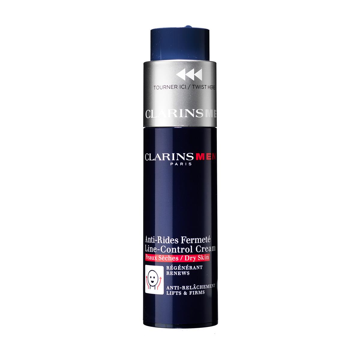 Image of   Clarins Men Line-Control Cream - 50 ml
