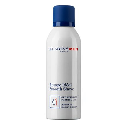 Clarins Men Smooth Shave - 150 ml Til alle hudtyper