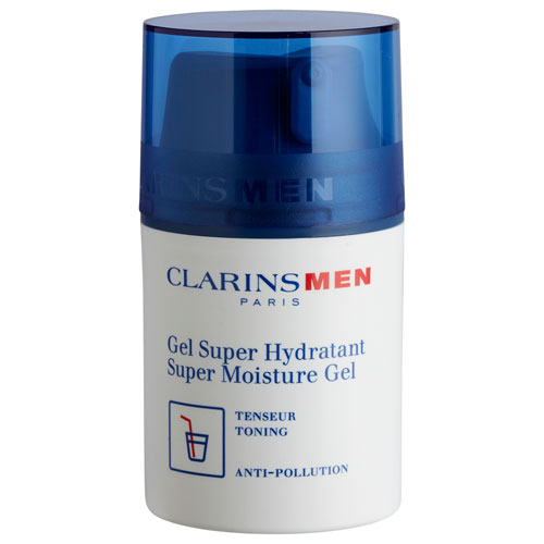 Image of   Clarins Men Super Moisture gel - 50 ml