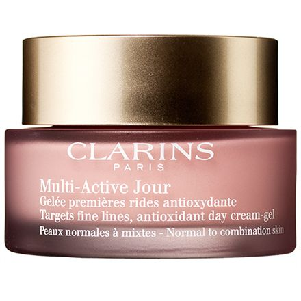 Clarins Multi-Active Day Gel - 50 ml Til normal/kombineret hud