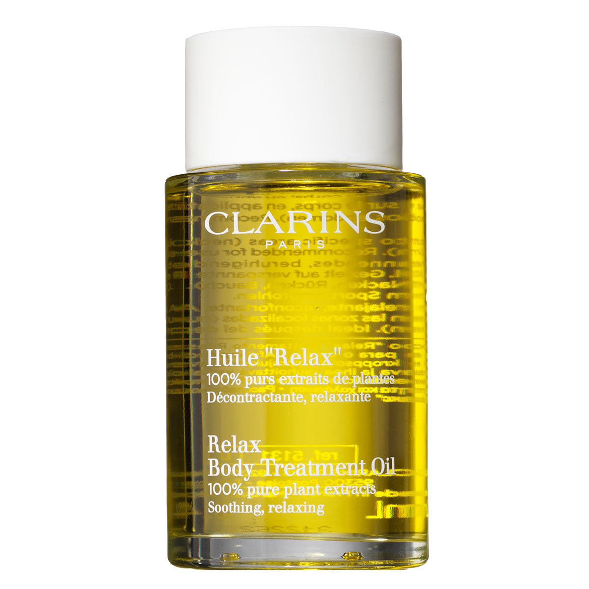 Clarins Relax Body Treatment Oil - 100 ml Nærende olie